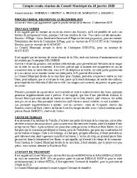 Réunion du 24-01-2020