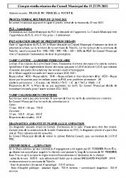Réunion du 15-06-2021